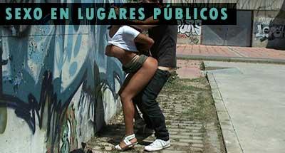 Sexo en lugares públicos