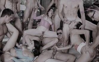 fiesta sexual morbosa